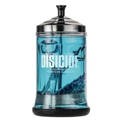 136055 - Disicide Glass Jar...